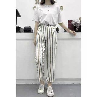 Celana Import Stripes