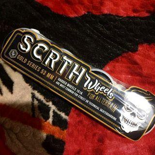 Scrth Wheels Skateboard