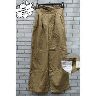 Highwaist pants