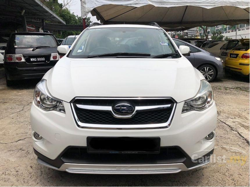 2013 Subaru XV 2.0 Premium Reg Jun 2014 One Owner STi Performance Bodykit    http://wasap.my/601110315793/Xv2013