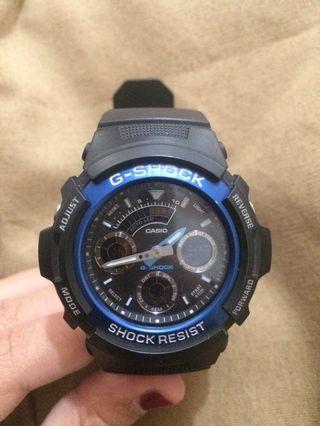 G-Shock AW 591