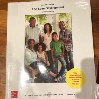 Life-Span Development Book