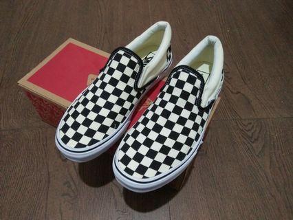Vans Slip On Checkerboard Original