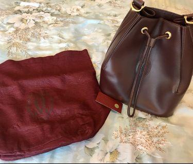 Vintage Cartier bucket bag
