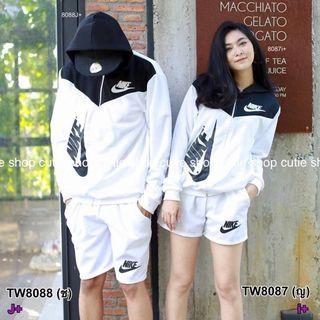 Inspired Nike 2 pieces jacket + shorts