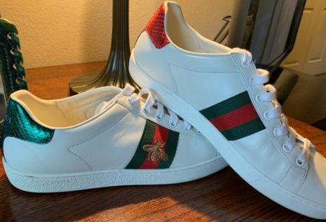 GUCCI ACE BEE SHOES - FOR UNISEX