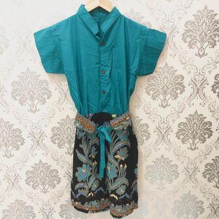 BATIK DRESS (TOSCA)  #joinoktober
