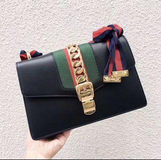 Authentic Brand New Gucci Sylvie Medium Bag