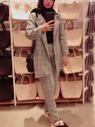 Set blazer Zara