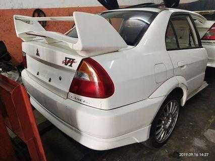 Bodypart complete evo6