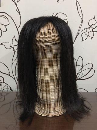 Wig rambut manusia