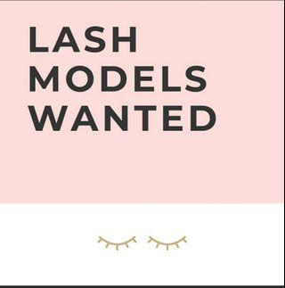 Lash models needed!!