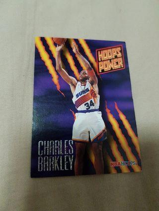 Charles Barkley - NBA Hoops