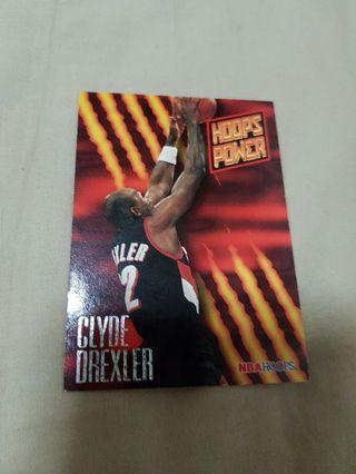 Clyde Drexler- NBA Hoops