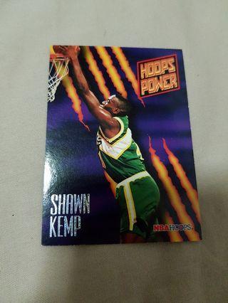 Shawn Kemp - NBA Hoops