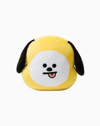 Official bt21 chimmy face cushions (30 & 42 cm)