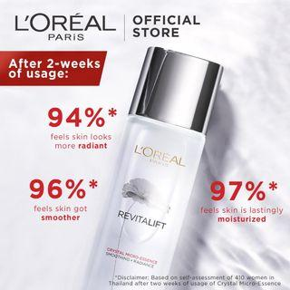 *TRADE* Loreal Revitalift Crystal Micro Essence