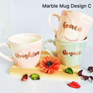 gift marble mugs Mug cup cups gift Teacher's Day teacher teachers' gifts present presents bulk cheap office corporate staff farewell graduation colleague birthday Friend staff colleagues Wife