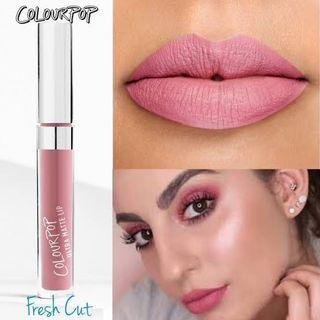 Colourpop Ultra Matte Lip (fresh cut)
