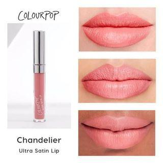 Colourpop ultra satin lip (chandelier)