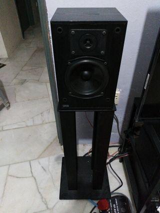 Jpw made in uk speakers with stand