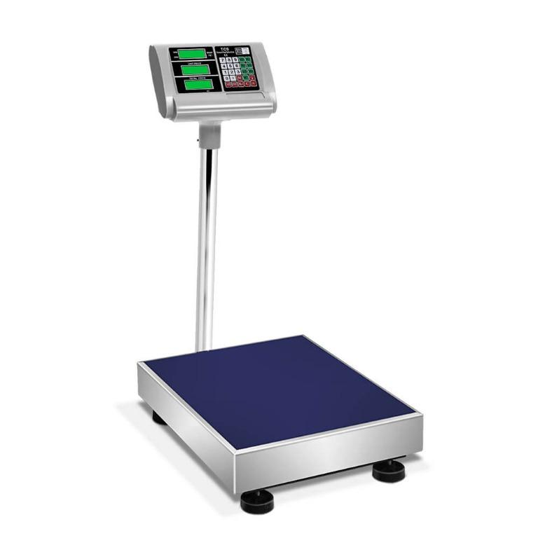 300KG Digital Platform Scale Electronic Scales Shop Market Commercial Postal