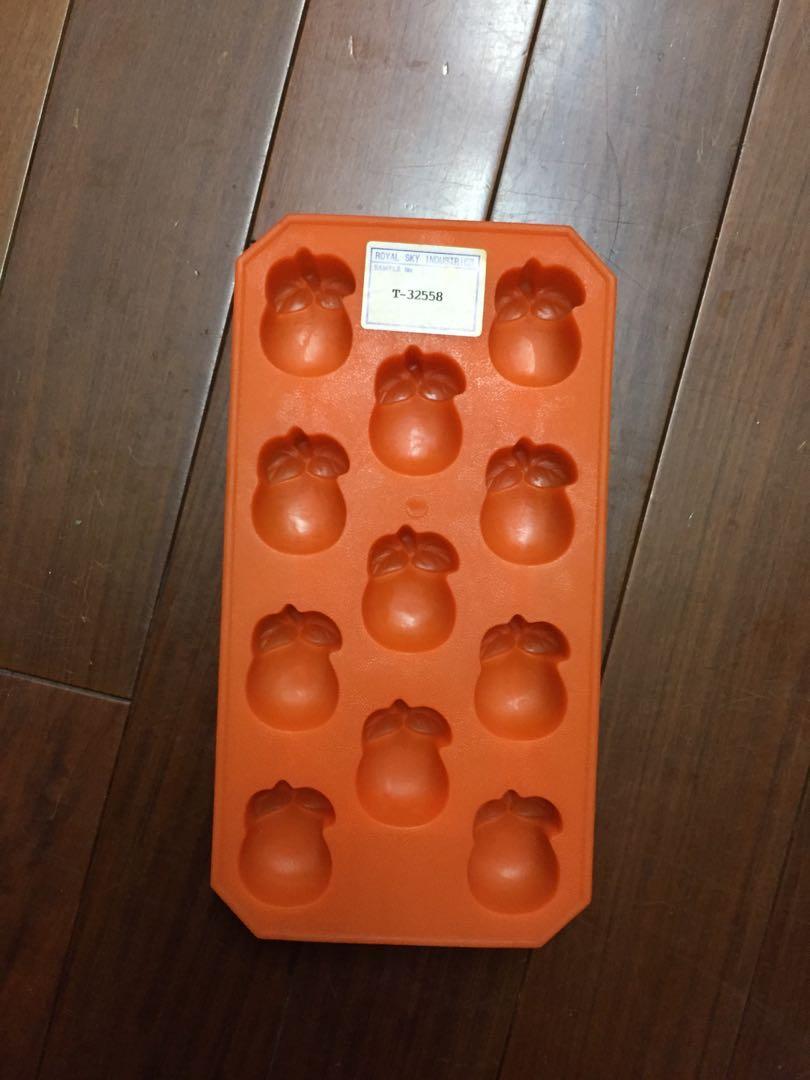 茄子製冰盒
