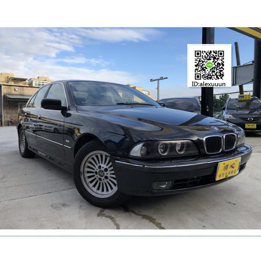 中古車 二手車 便宜代步車 萬元車 BMW 523