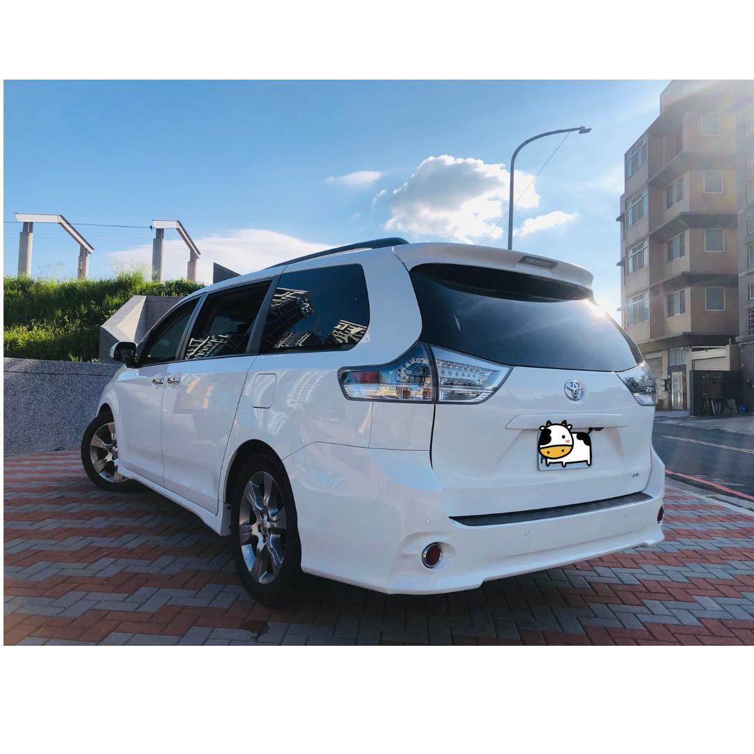 中古車 二手車 休旅車 MPV  豐田 喜也納