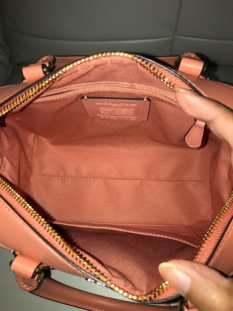 🌈 Brand New Authentic Coach Mini Bennett Satchel 🌈
