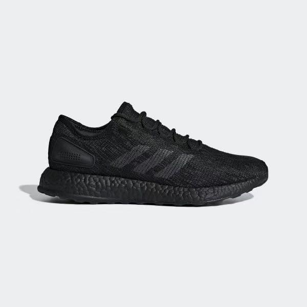 Adidas PureBoost all black man CM8304 - $130