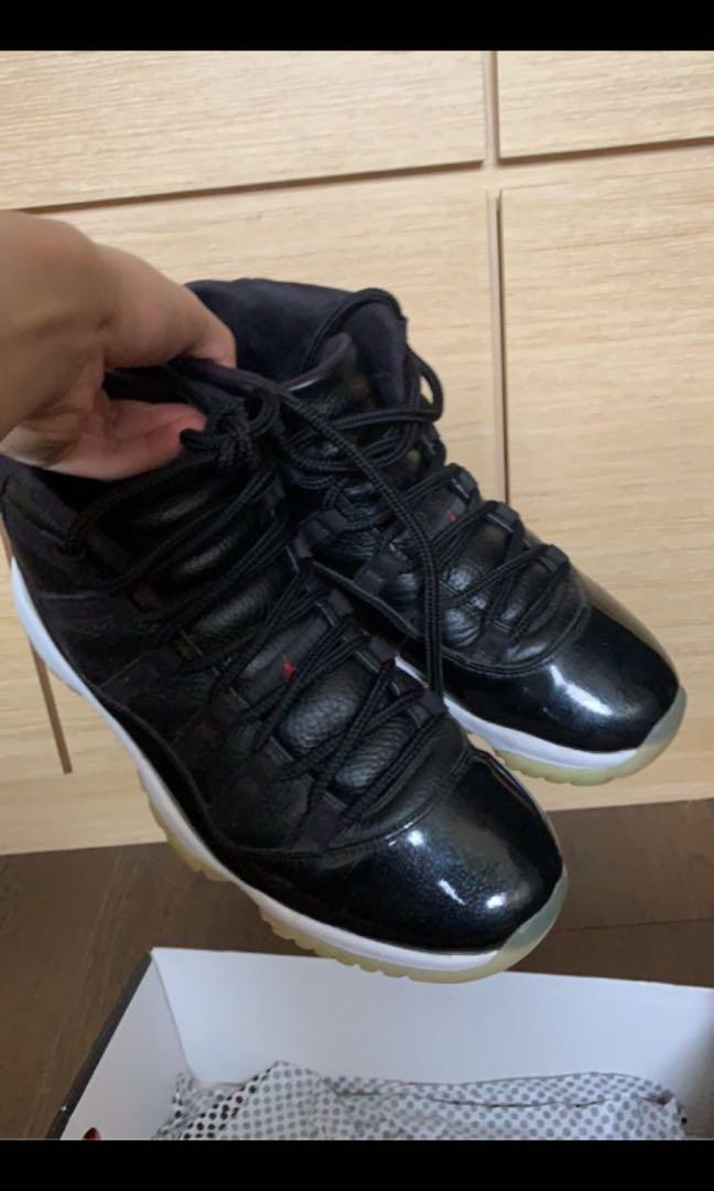 Air Jordan 11 72-10 大魔王