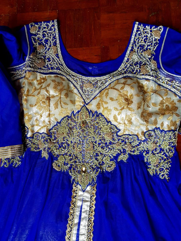 Anarkali Suit lengha dress