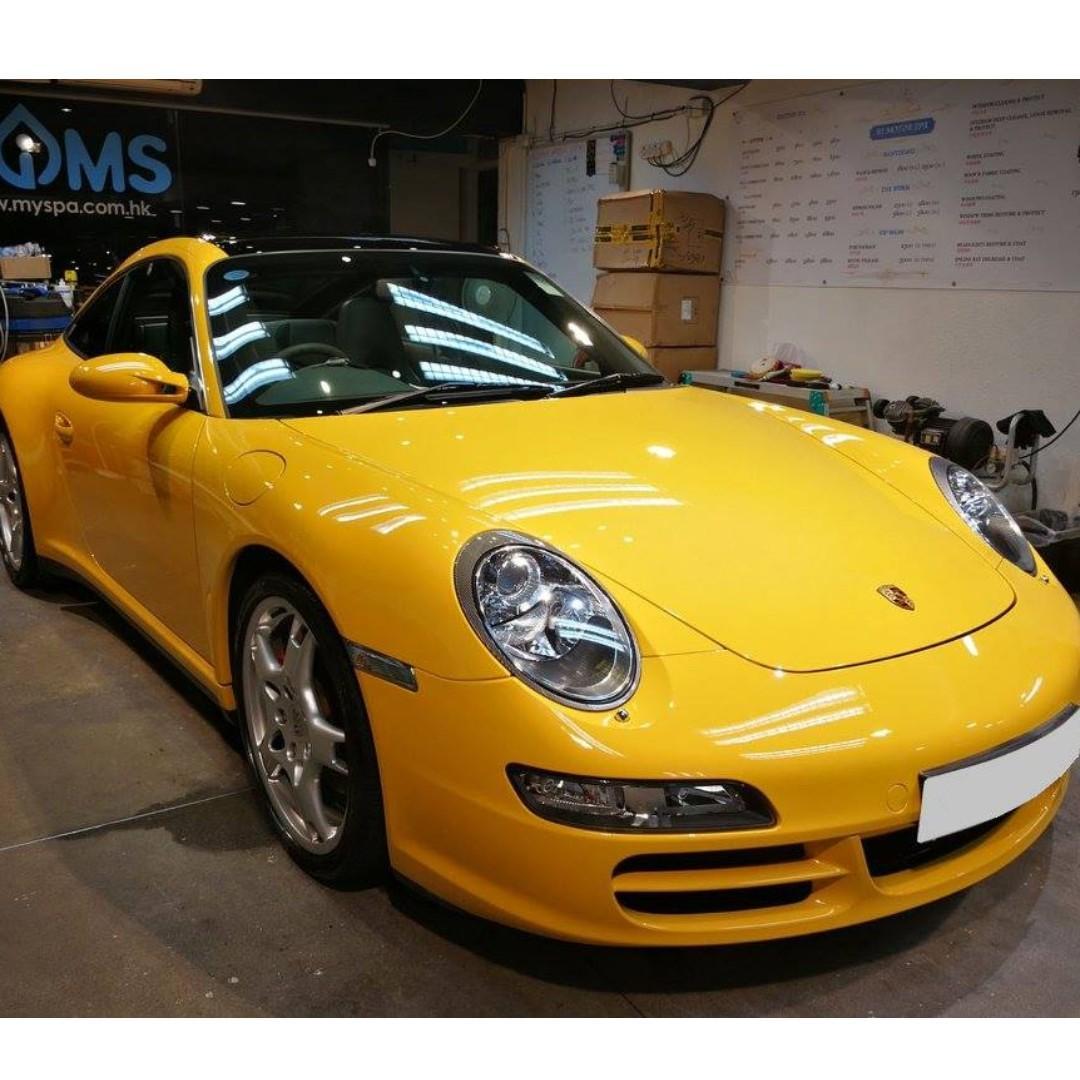 2008 Porsche 997 Targa 4S (2308)