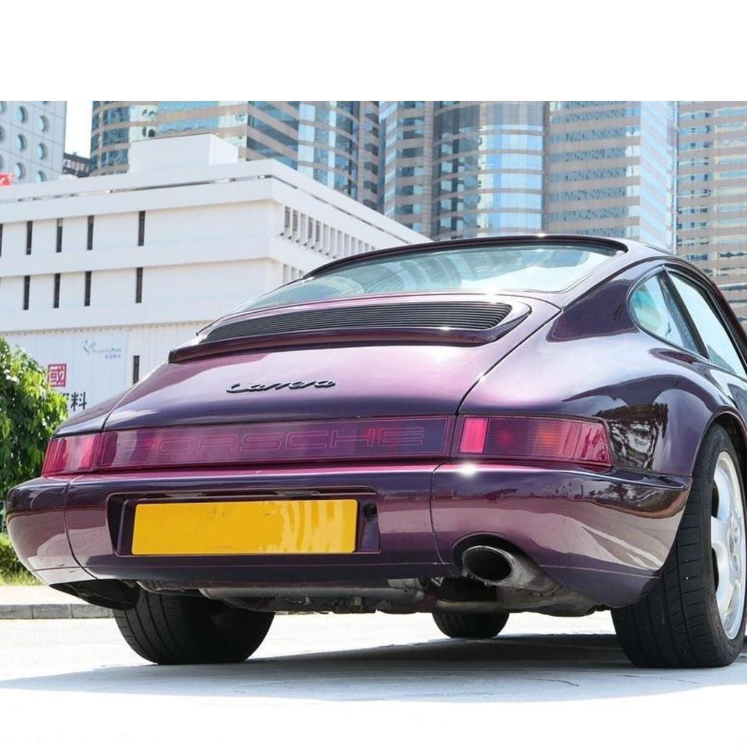 1991 Porsche 964 C2 Carrera (2307)