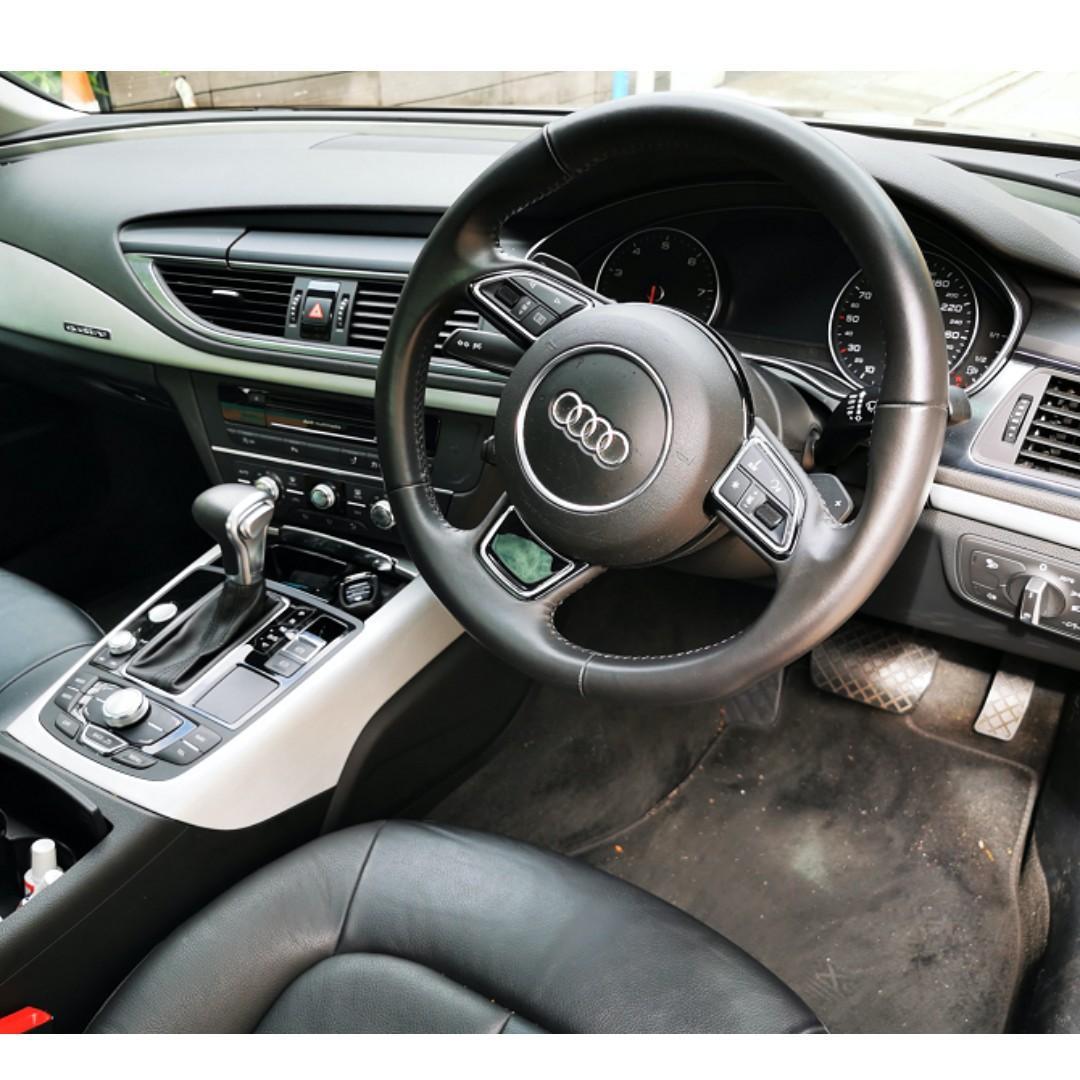 2012 Audi A7 2.8 Sportback FSI Quattro (2305)