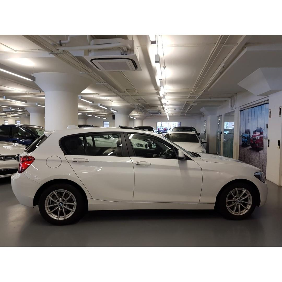 BMW 118iA Hatchback