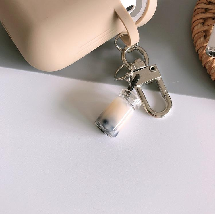 Bubble Tea Airpod Cases