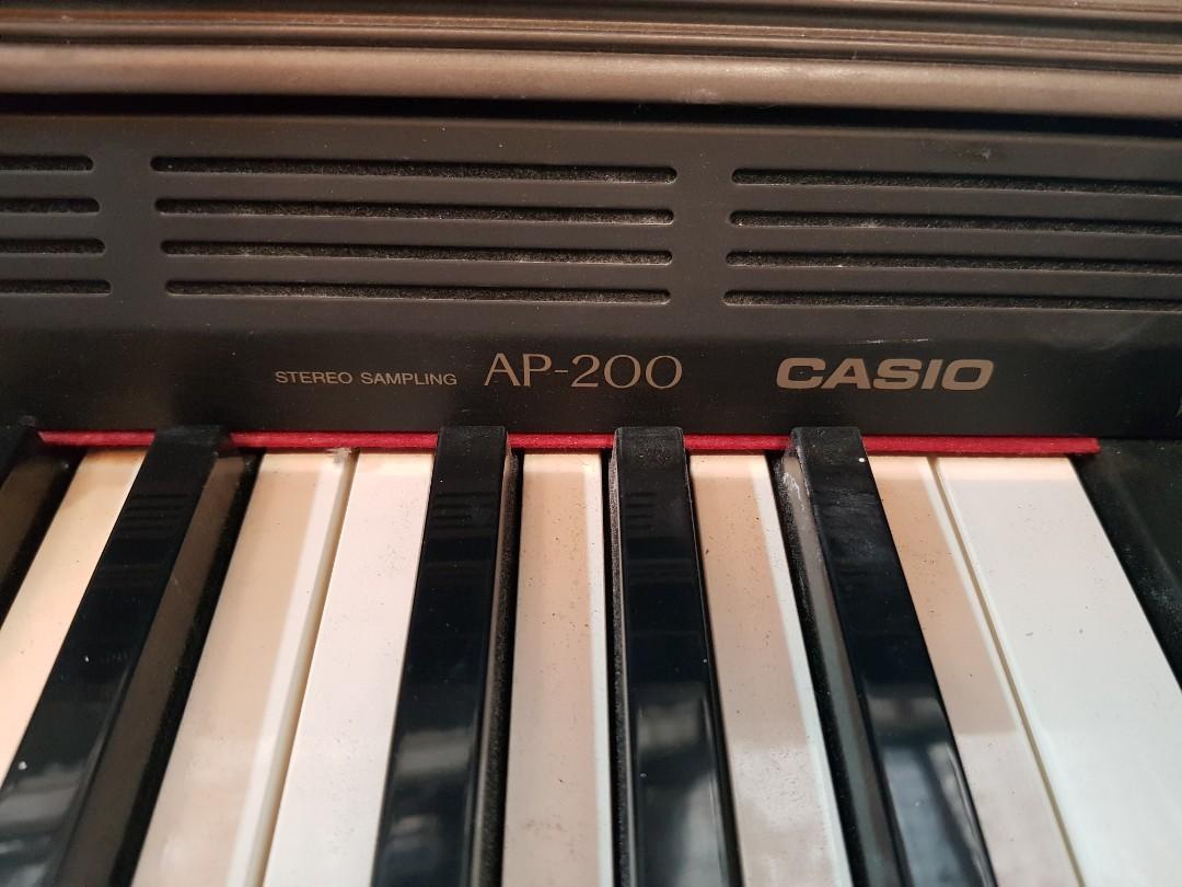 Casio AP 200