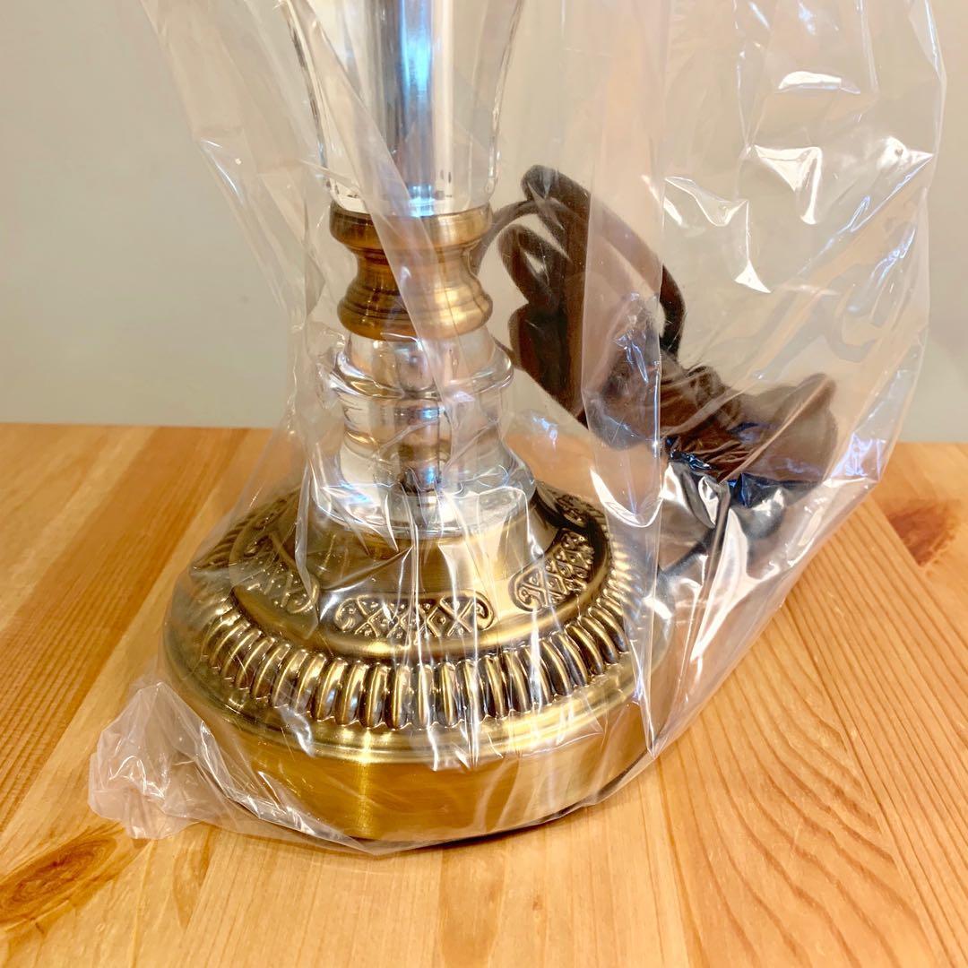 Champagne Gold Bedside Lamp