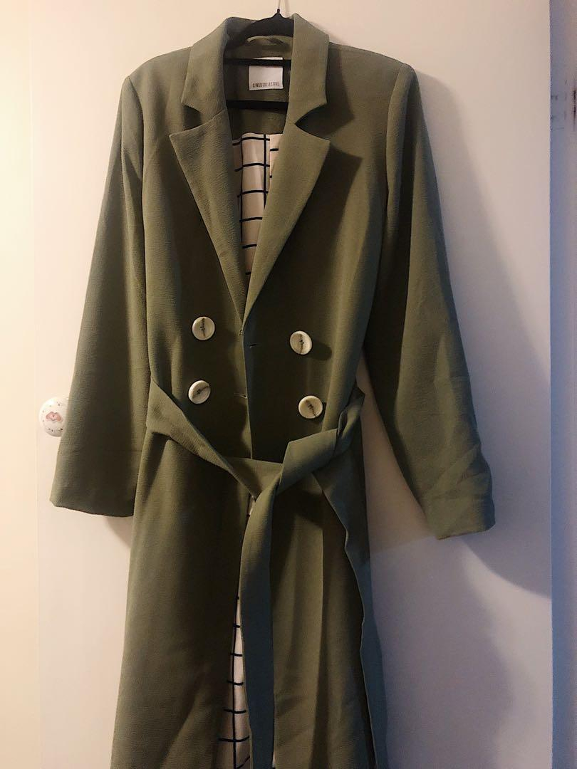 C/meo Collective LIGHT OF DAY COAT Savislook Size Small Brand New without Tags