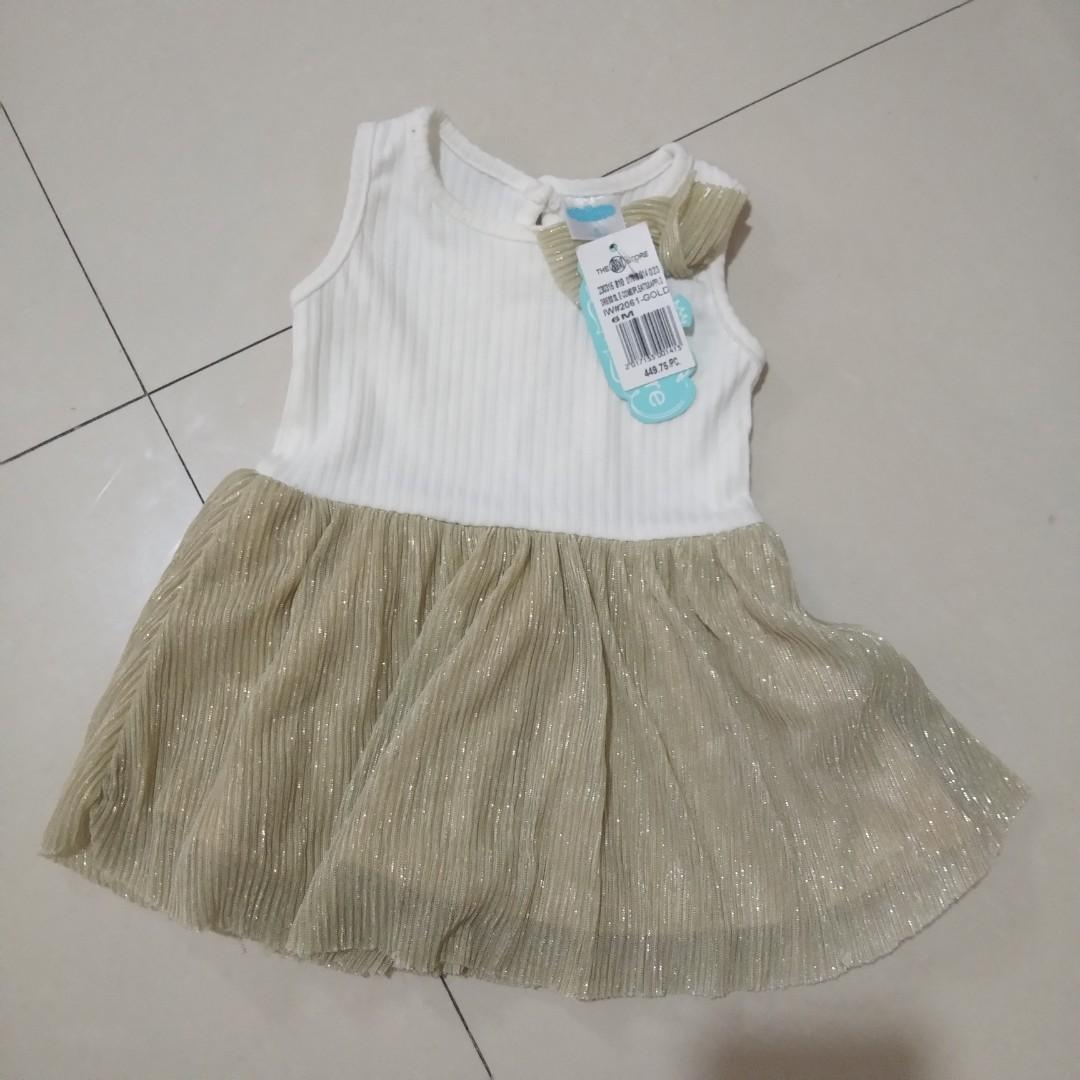 Crib couture baby dress, Babies & Kids, Babies Apparel on Carousell