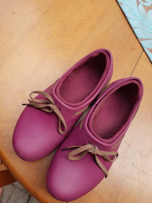 CROCS SHOES - Dark Purple 100% Original