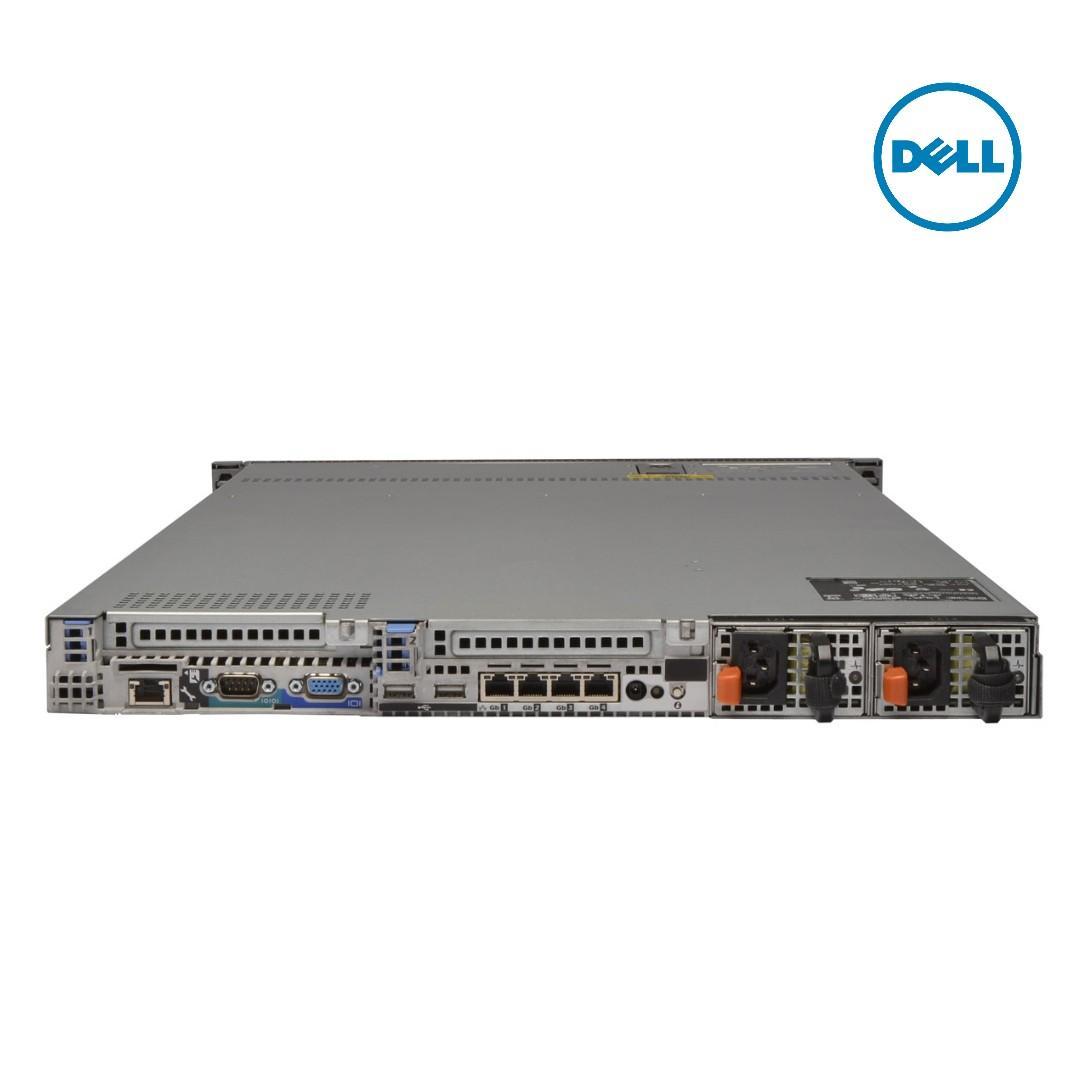 Dell Poweredge R610 Virtualization Server - 2x 6-Core X5660#2.8Ghz  / 16GB RAM  /2x 300GB SAS HDD/Used /30 days warranty