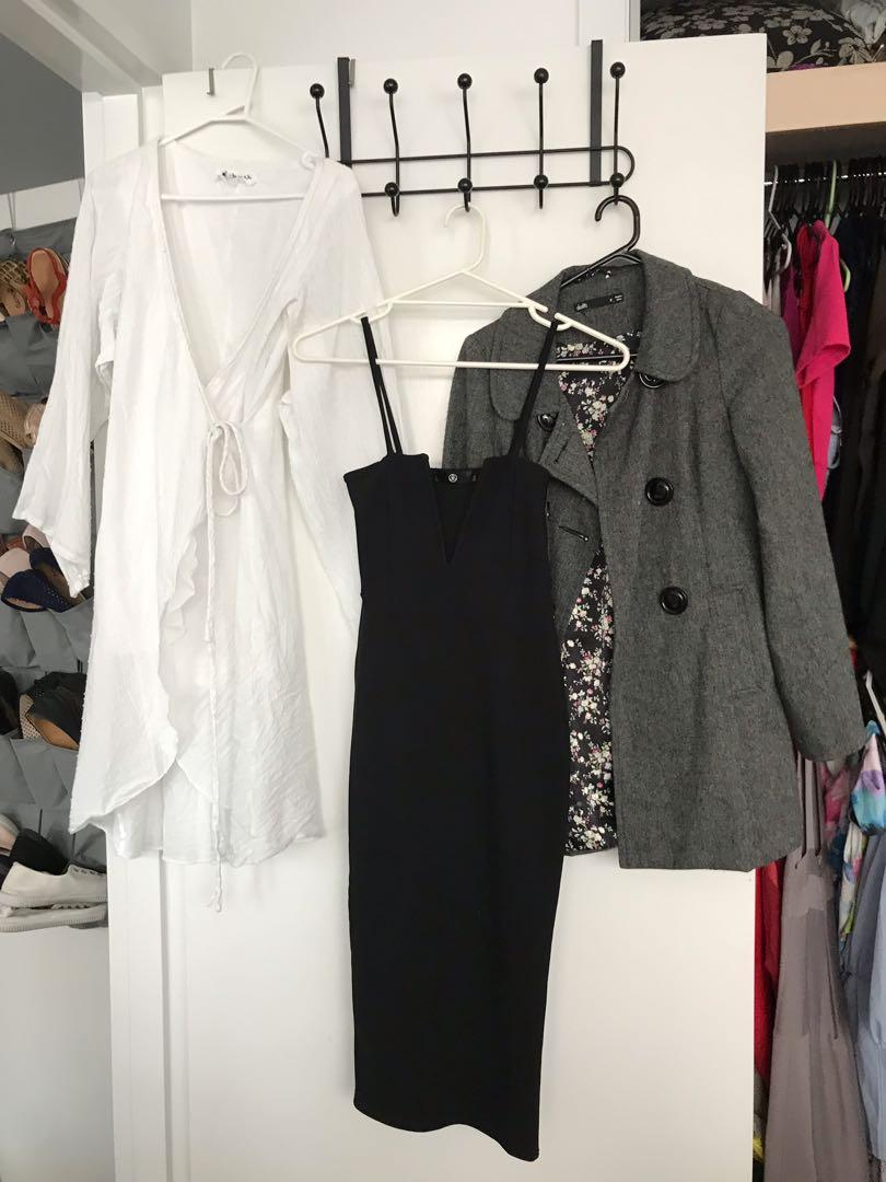 EVEN MORE SZ 6-10 TOPS AND DRESSES - designer and affordable brands