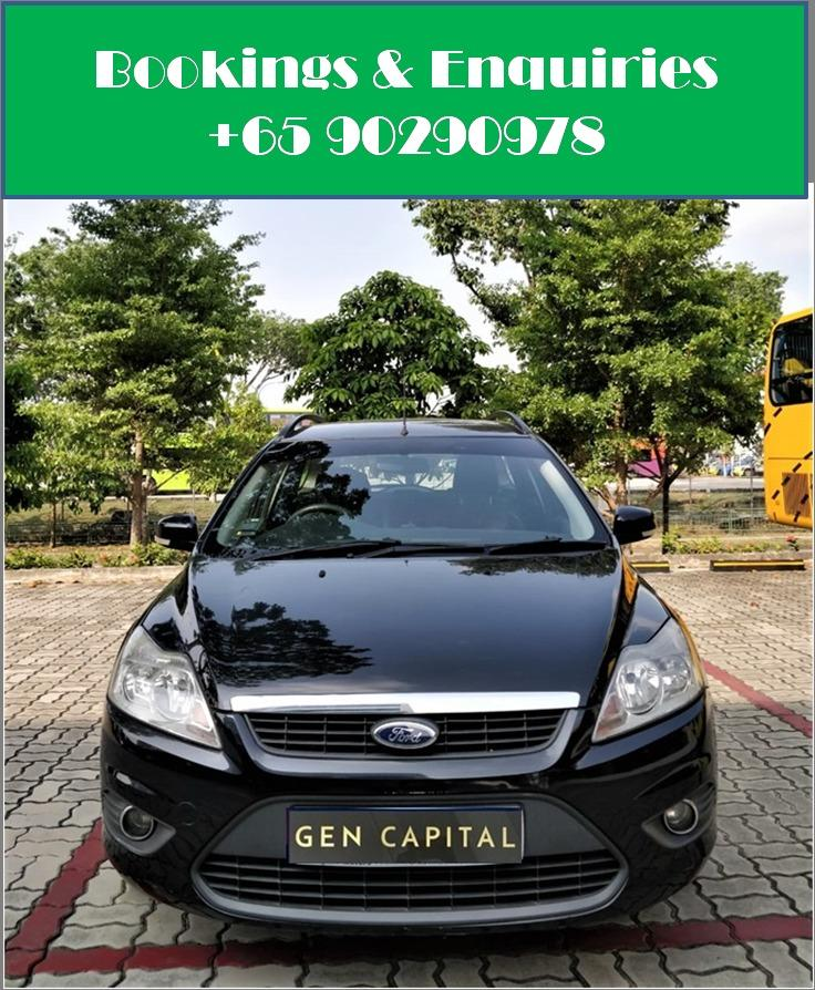 Ford Focus - Cheapest rental in town, full support!