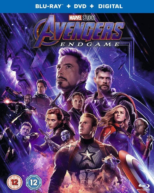 [Free Bonus Scenes] Avengers: Endgame (2019) FHD 1080p Digital BluRay Movie