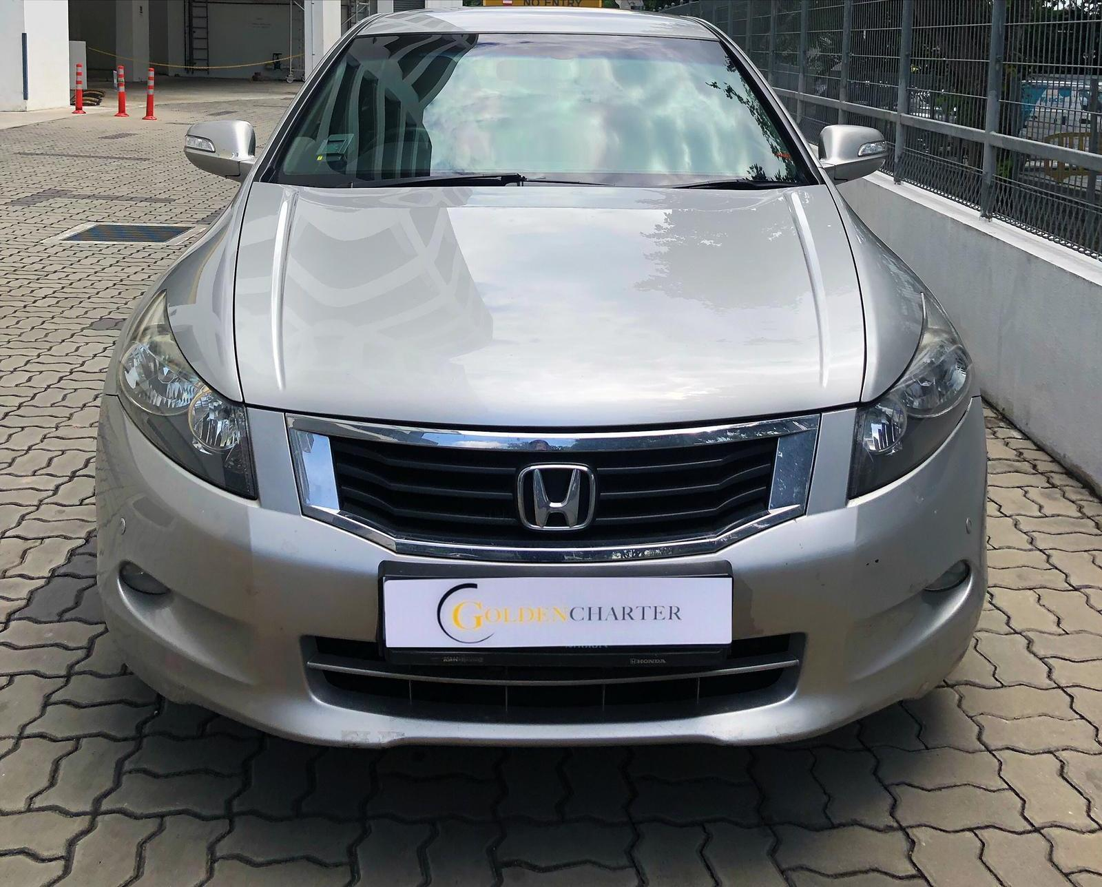 Honda Accord 2.4 for Grab Gojek ryde Personal use cheapest rental