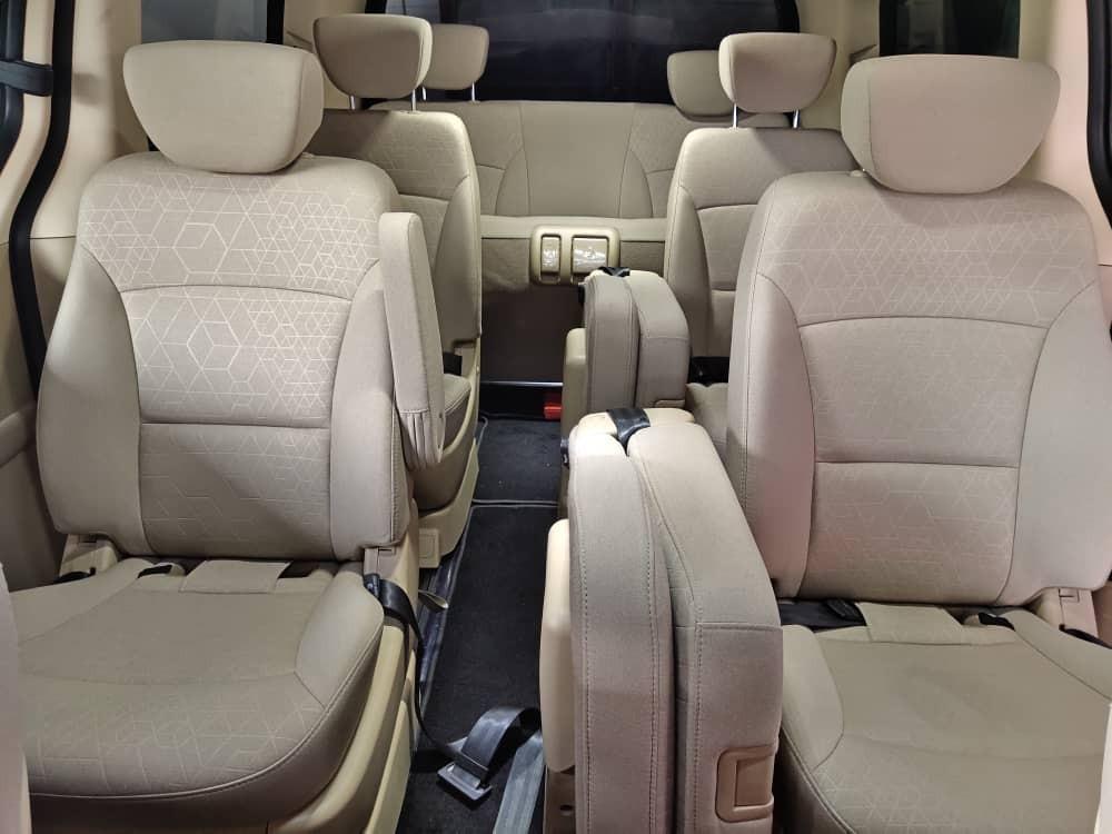 Hyundai Starex 11 Seater