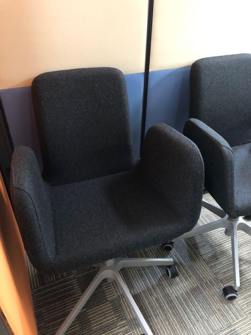 Awe Inspiring Ikea Patrik Swivel Chair Furniture Tables Chairs On Inzonedesignstudio Interior Chair Design Inzonedesignstudiocom